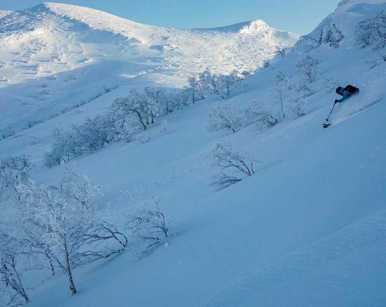Japan Skiing North Cascade Mountain Guides